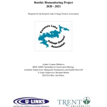 Kennisis Lake Benthic Biomonitoring Report-2020 (1)-min.pdf