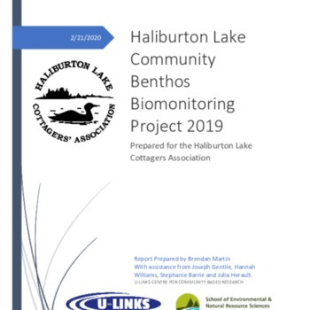Haliburton Lake 2019 Report.pdf